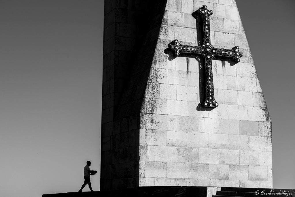 Sagrado Corazón de Jesús en Monte Naranco (Oviedo)