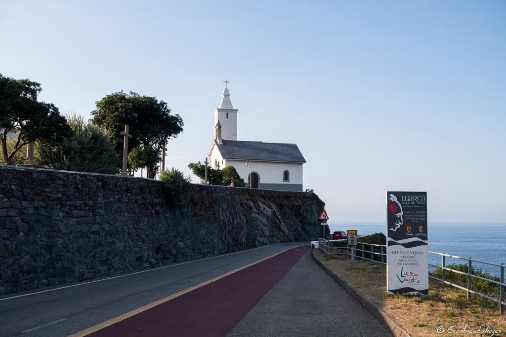 Ermita Nuestra Señora la Blanca de Luarca