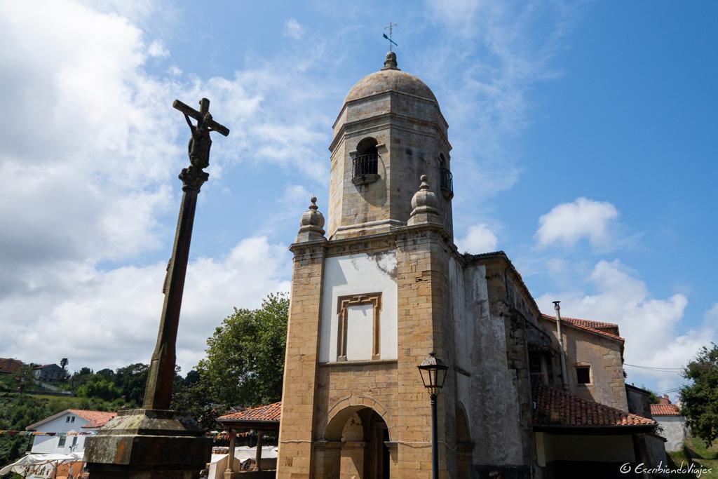 Parroquia de Santa María de Sábada (Lastres)