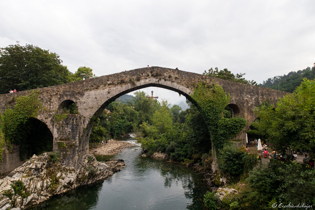 Puente Romano (Cangas de Onís)