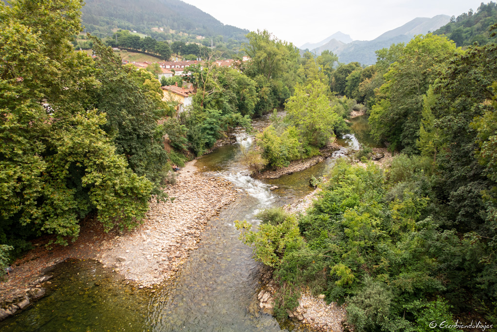 Río Sella (Cangas de Onís)