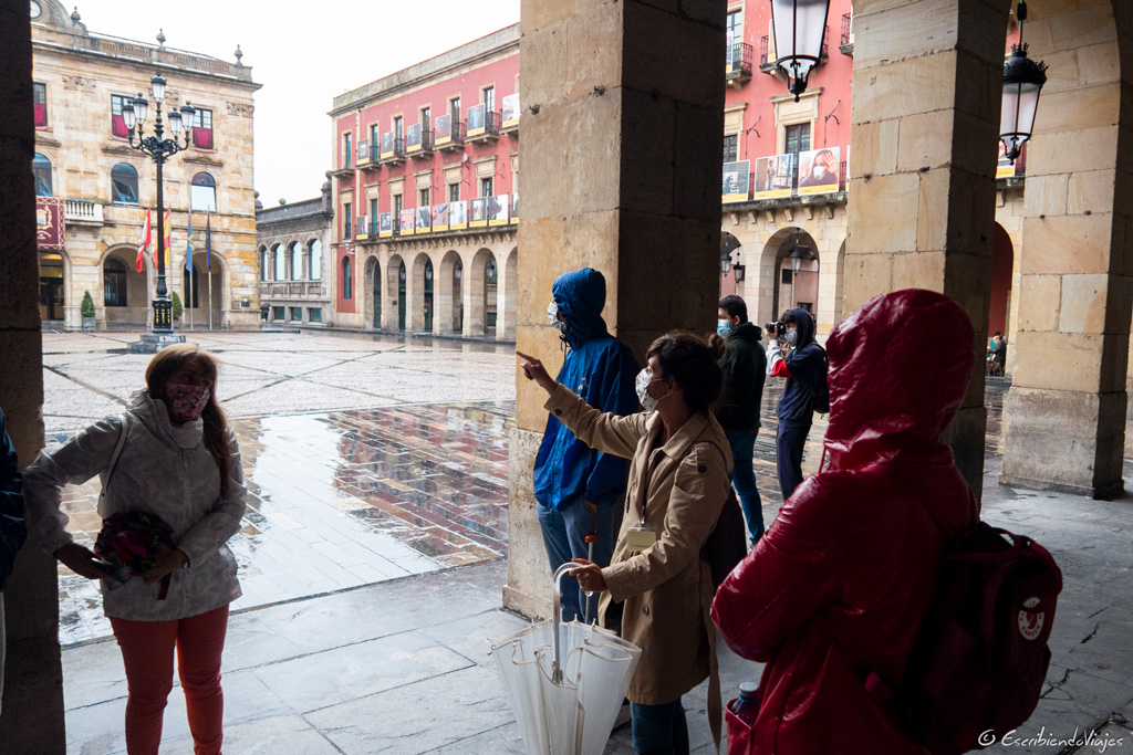 Plaza Mayor (Gijón)