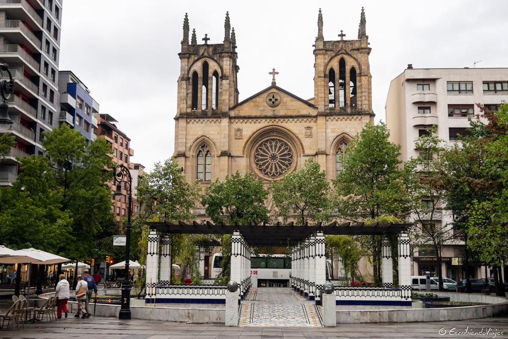 Iglesia de San Lorenzo (Gijón)