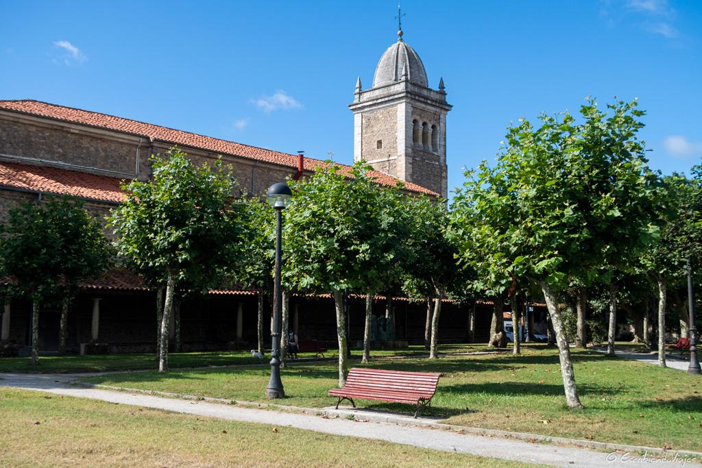 Iglesia de Santa María (Luanco)