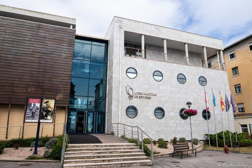Museo Marítimo Asturias (Luanco)