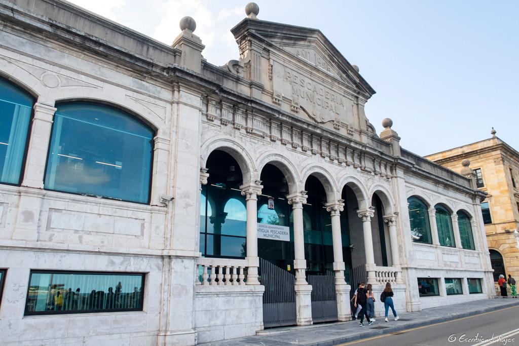 Pescadería Municipal (Gijón)