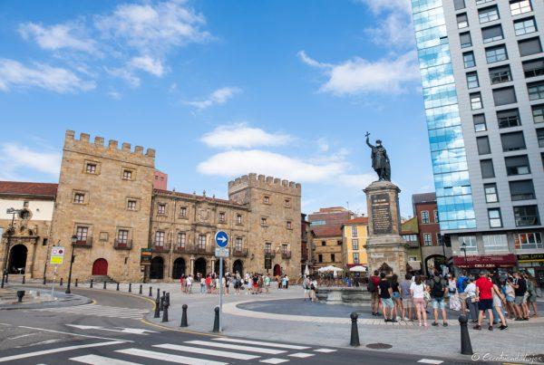 Palacio de Revillagigedo (Gijón)