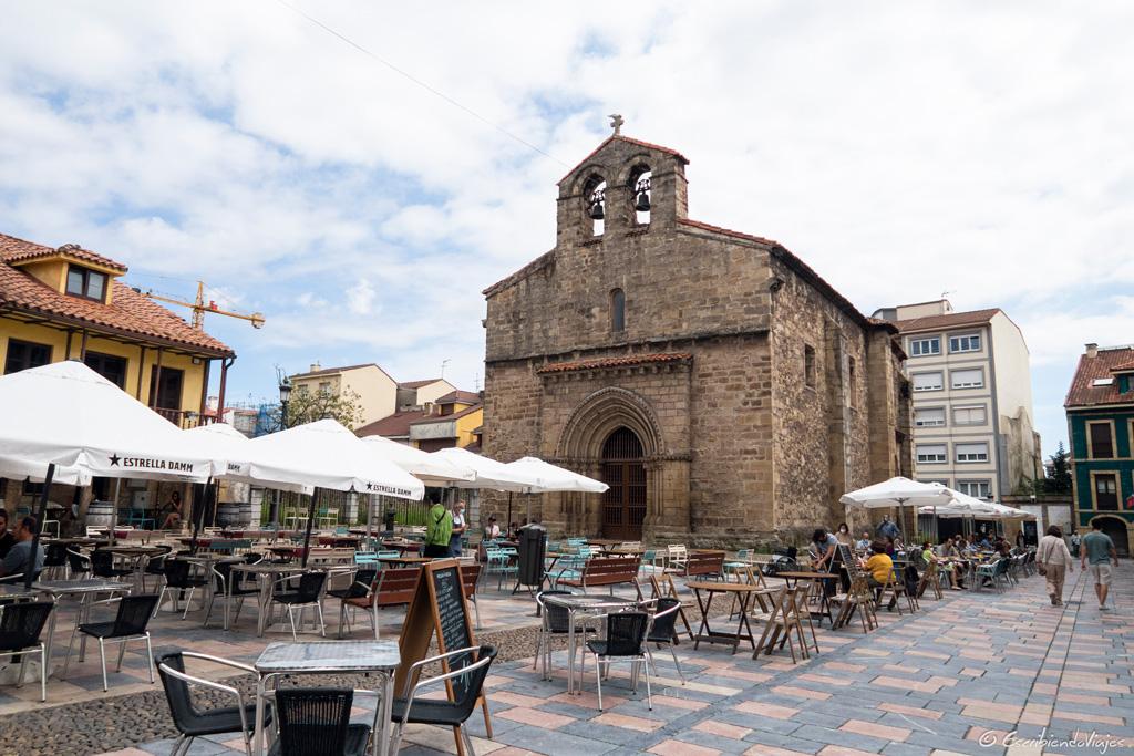 Iglesia Vieja de Sabugo (Avilés)