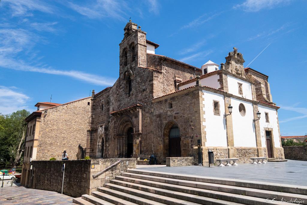 Iglesia de Avilés